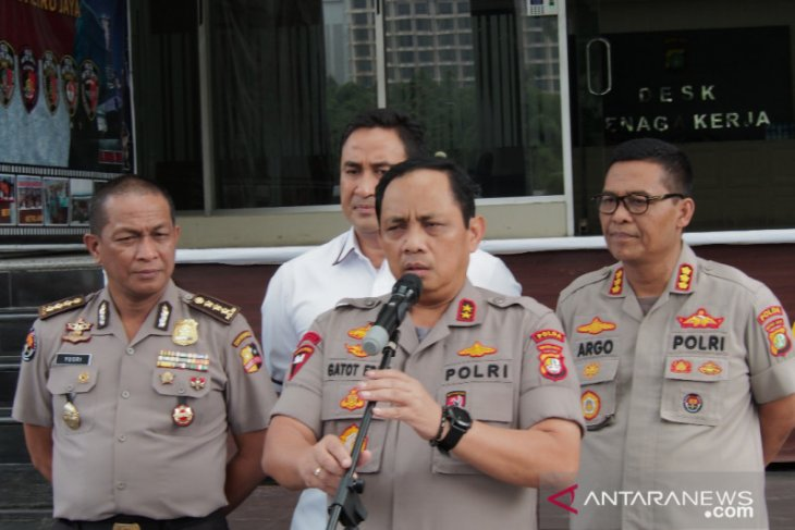 Kebayoran Baru police precinct chief sacked over ethics code violation