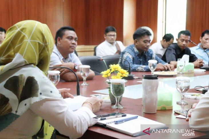 DPRD Lebak pelajari teknik penyebarluasan informasi ke Pemkab Bogor