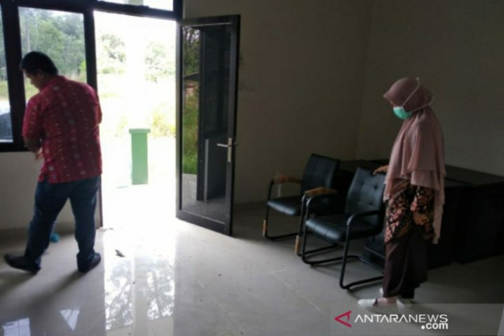 Dinkes Bangka Selatan mulai operasikan Pustu Desa Keposang