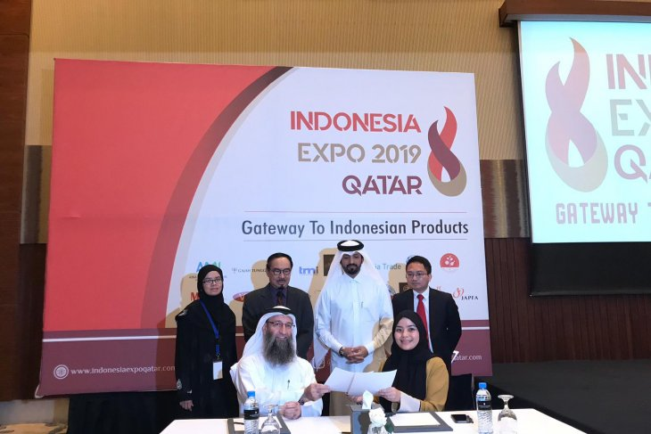 Indonesia Expo in Qatar winds up with fruitful debut
