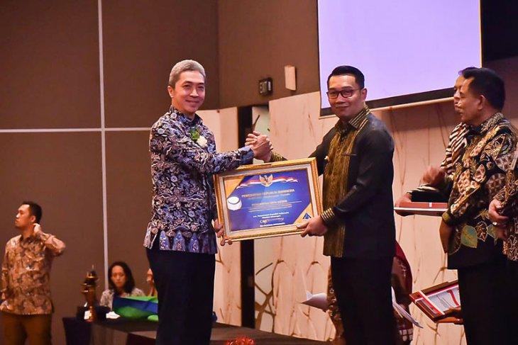 Kota Bogor pertahankan juara II TKKSD Award 2019