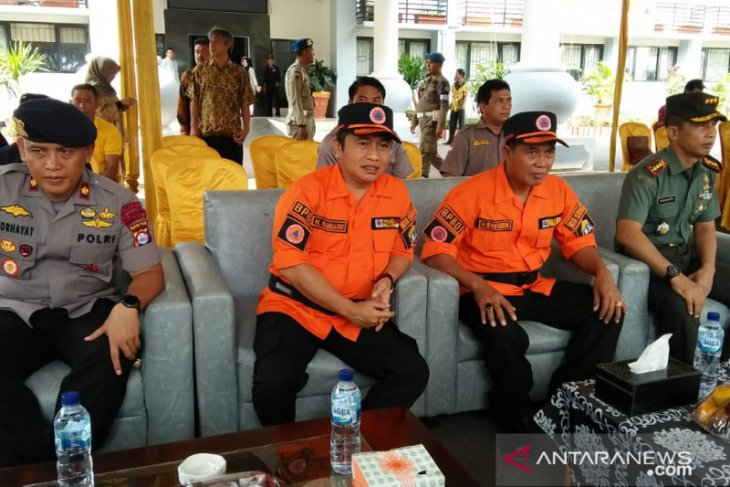 BPBD Kota Serang lakukan simulasi tanggap bencana gempa