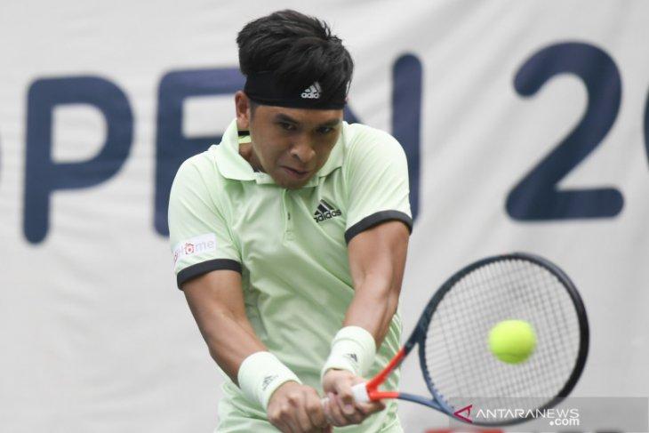 Christo butuh permainan keras juarai BNI Tennis Open 2019