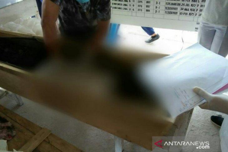Satu ABK KM Restu Bundo yang tenggelam disambar petir ditemukan tewas terbakar