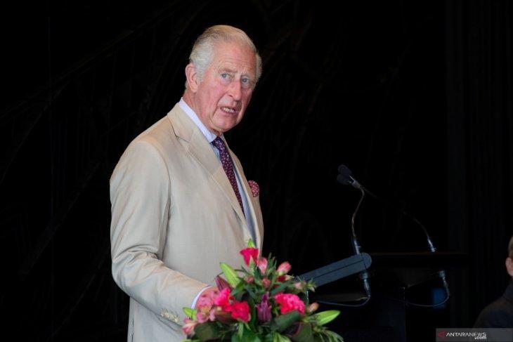 Pangeran Charles dinyatakan positif COVID-19