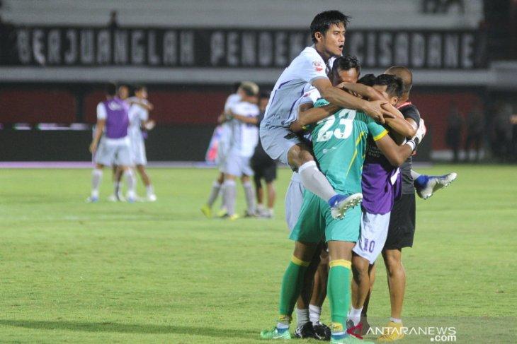 Persita-Persik pastikan dapat tiket promosi ke Liga 1 Indonesia 2020