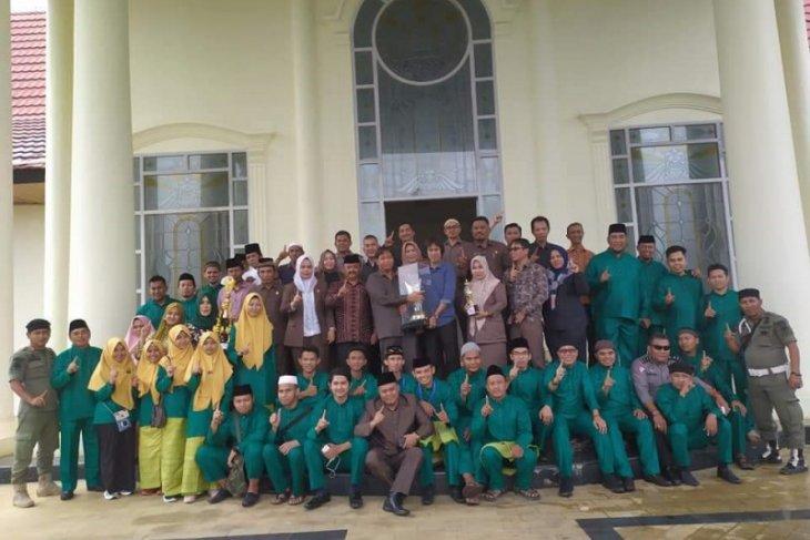 Kafilah Tanjabtim pertahankan juara umum MTQ tingkat Provinsi Jambi