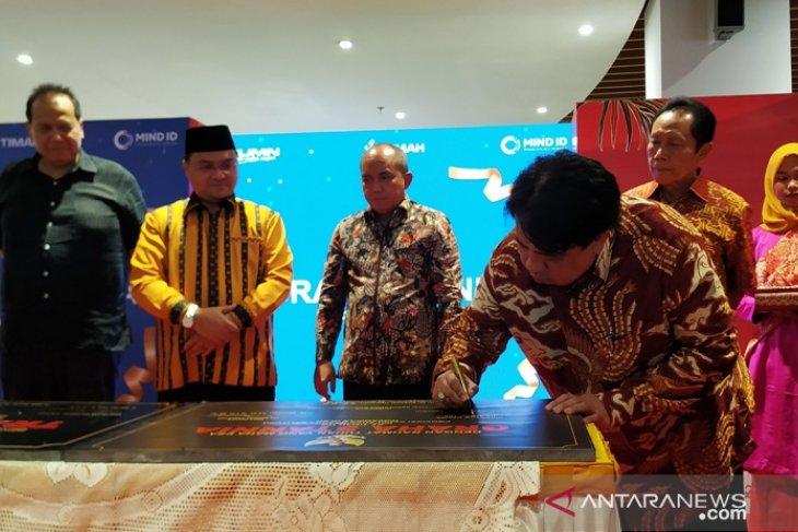 Dirut PT Timah resmikan Graha Stannia di Kota Pangkalpinang