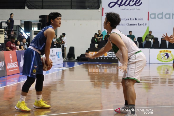 Abraham Wenas perbaiki fokus bersama Hangtuah di semifinal