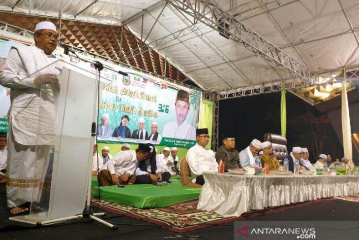 Pengajian Tauhid Tasawuf mampu mencegah perpecahan bangsa dan agama
