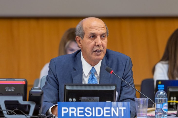 CDIP 24th session in Geneva chaired by Indonesia's Hasan Kleib