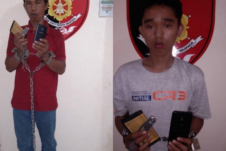Polda Bali tangkap dua