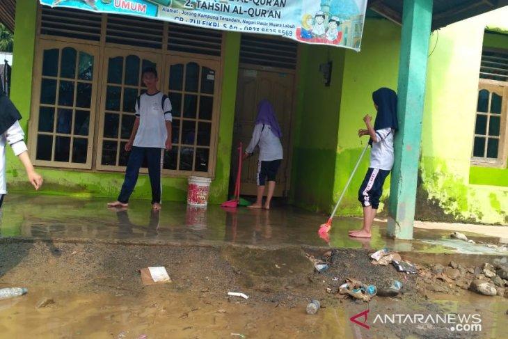 BPBD: Kerugian akibat banjir Solok Selatan mencapai Rp7,743 iliar