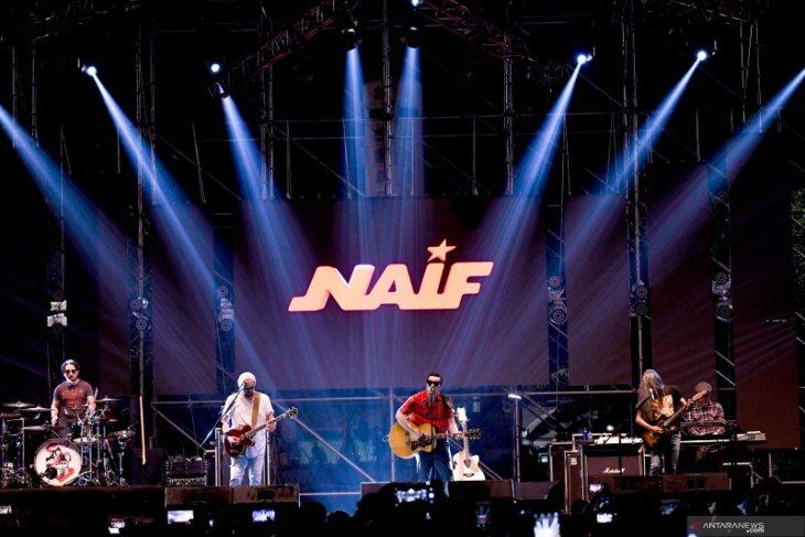 Emil benarkan tak lagi jadi bassist Naif, kini fokus kembangkan bisnis