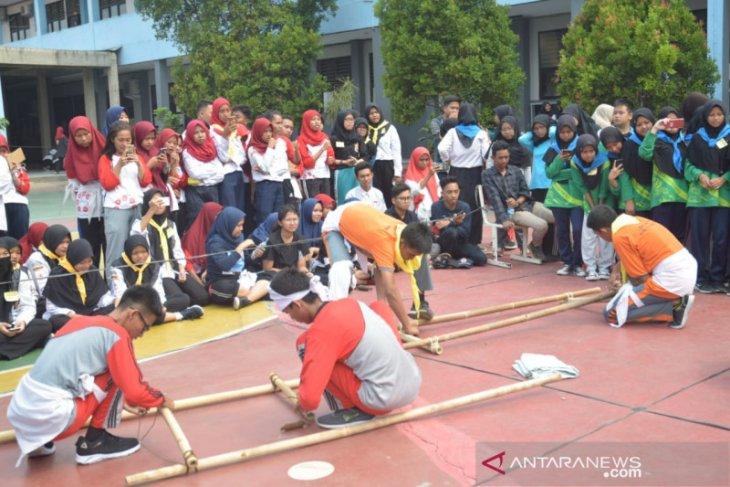 SMAN 15 gelar perlombaan PMR se-Tangerang Raya