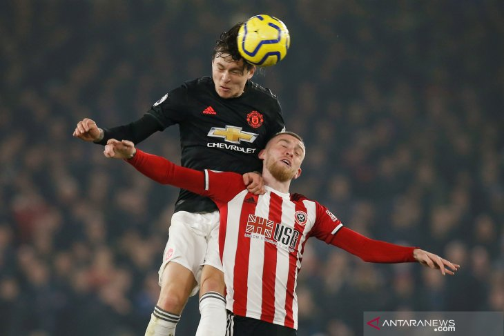 Sheffield imbang United 3-3 melalui laga dramatis