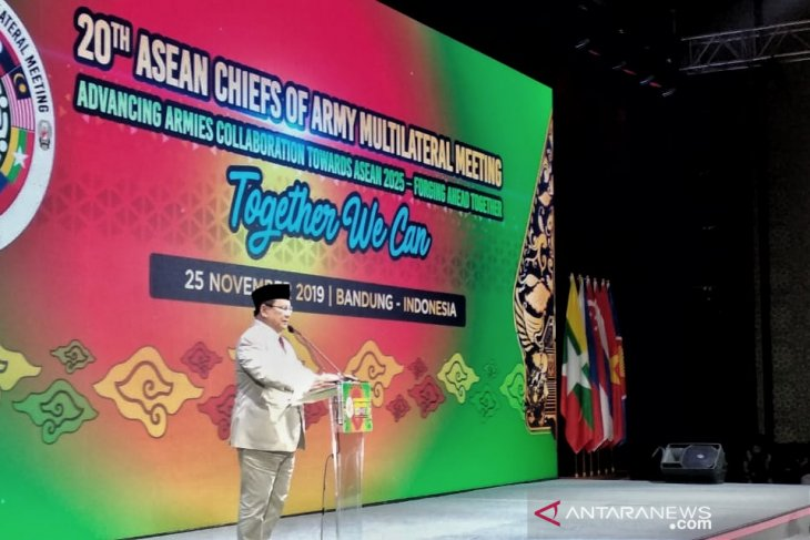 Prabowo appeals to ASEAN nations to unitedly foil terrorism
