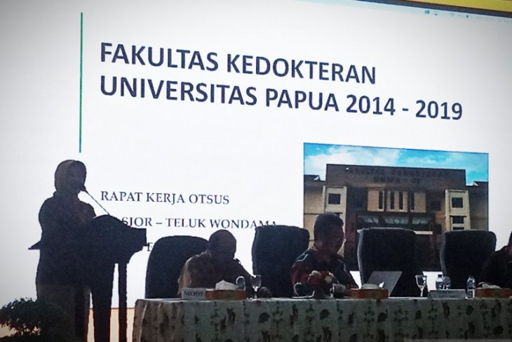 West Papua's Unipa targets 100 doctors graduating in 2025