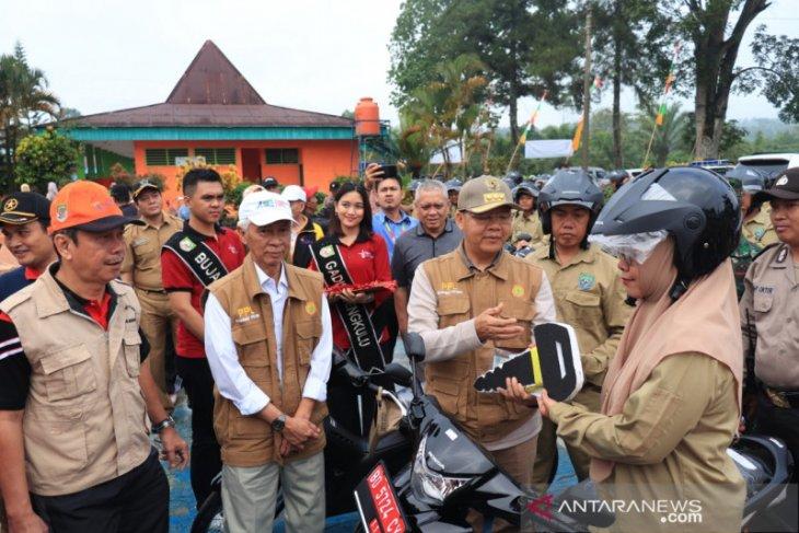 Gubernur Bengkulu: PPL ujung tombak kemajuan pertanian