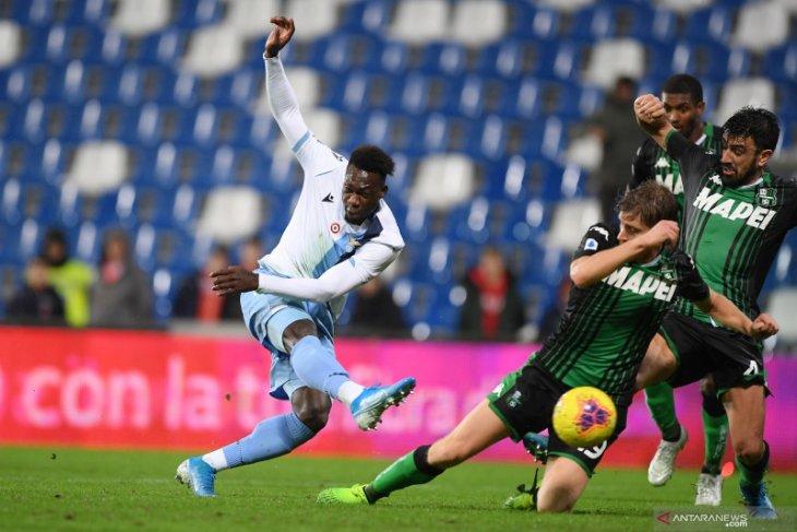 Gol menit terakhir Caicedo, Lazio menang lima kali beruntun