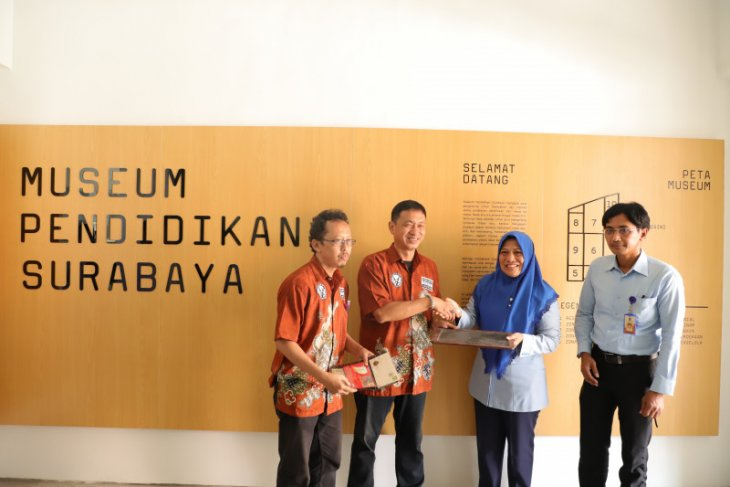 Pemkot Surabaya gandeng kolektor tambah koleksi Museum Pendidikan