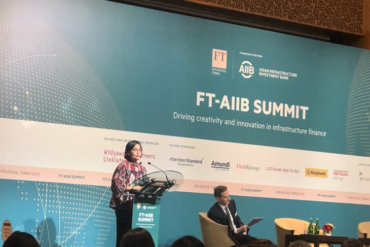 Indonesia to build sustainable economy: Sri Mulyani