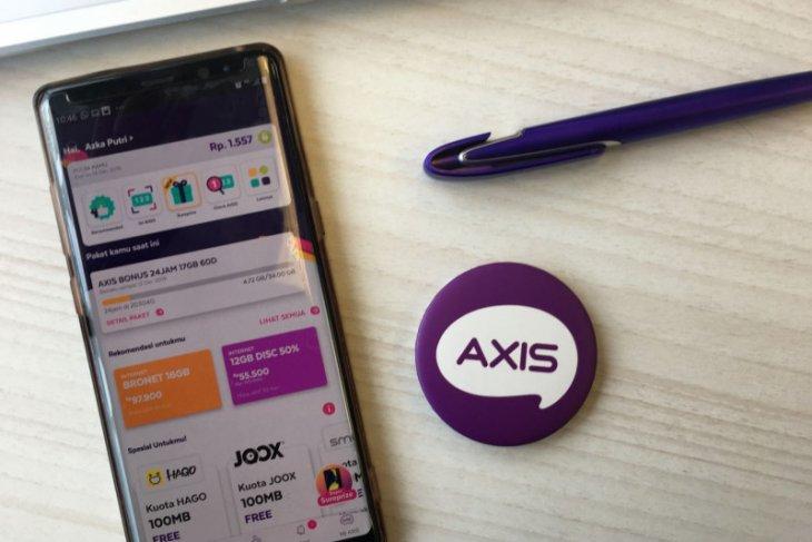 Biar internetan asik terus, download aplikasi AXISnet