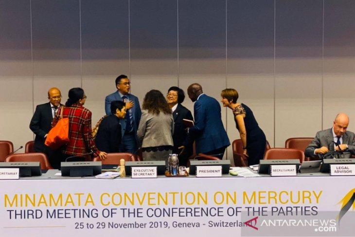 Indonesia to host COP 4 to Minamata Convention in 2021