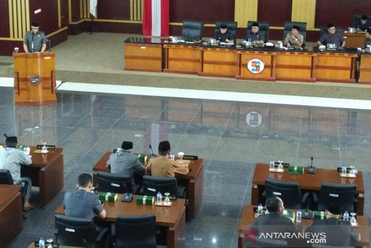 DPRD menyetujui RAPBD Kota Bogor 2020 sebesar Rp2,584 triliun