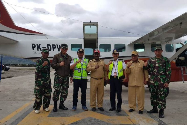 Ilaga airport authority intensifies security in run-up to Christmas