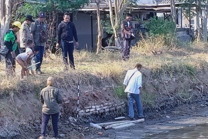 BPCB Trowulan tinjau temuan situs di Sedati Sidoarjo