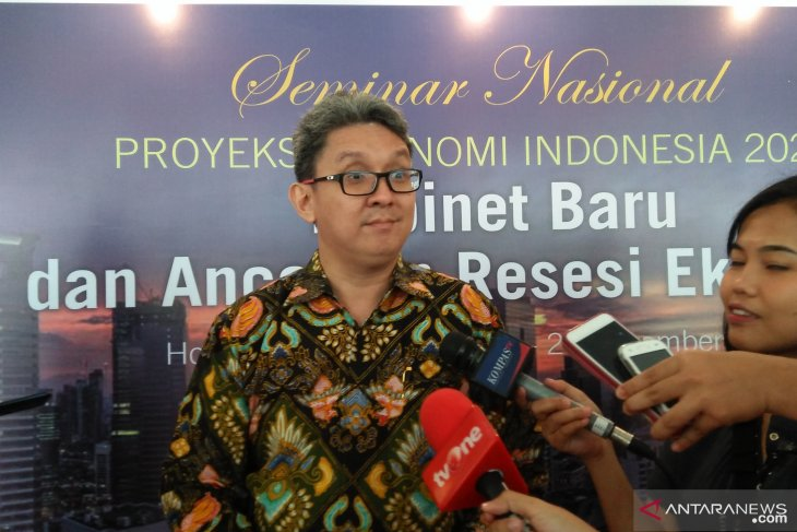 Indonesia's economic growth in 2020 to reach 4.8 percent: Indef