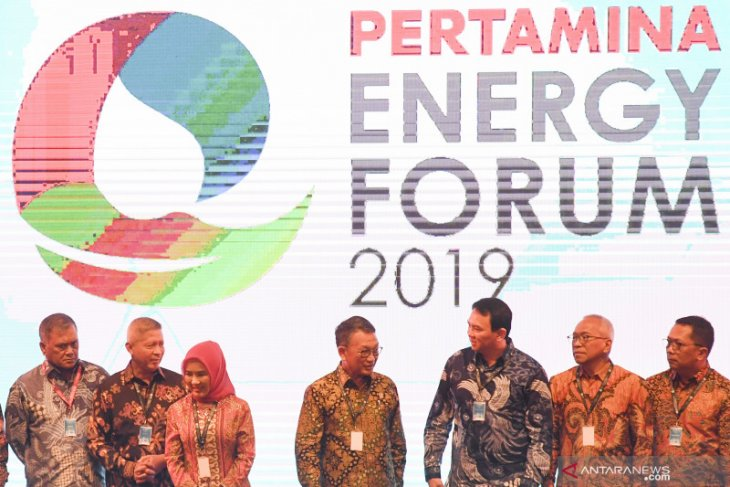 Pertamina projects extensive biofuel use in transportation by 2050