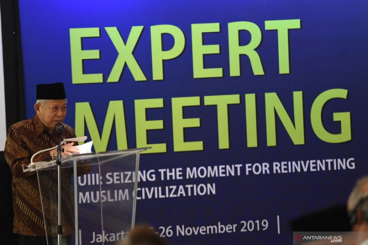 Indonesia should become reference for studying moderate Islam: VP