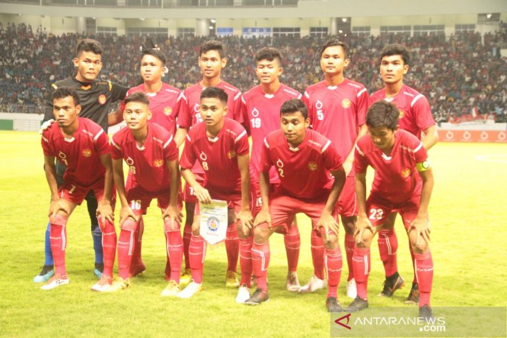 Ringkasan perjalanan dari Kejuaraan Sepak Bola Pelajar Asia 2019