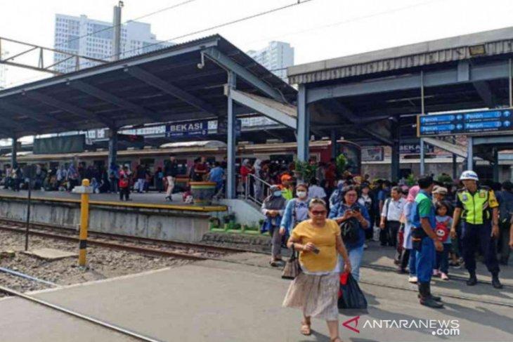 Stasiun Bekasi bakal disulap jadi stasiun modern
