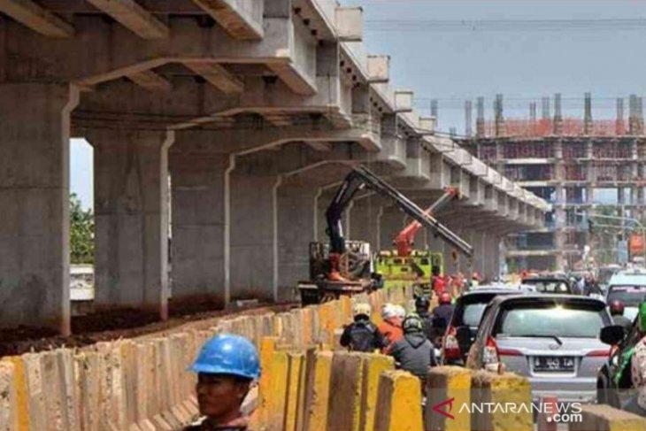 Bappeda Bekasi sebut rencana perpanjangan trase Tol Becakayu masih wacana