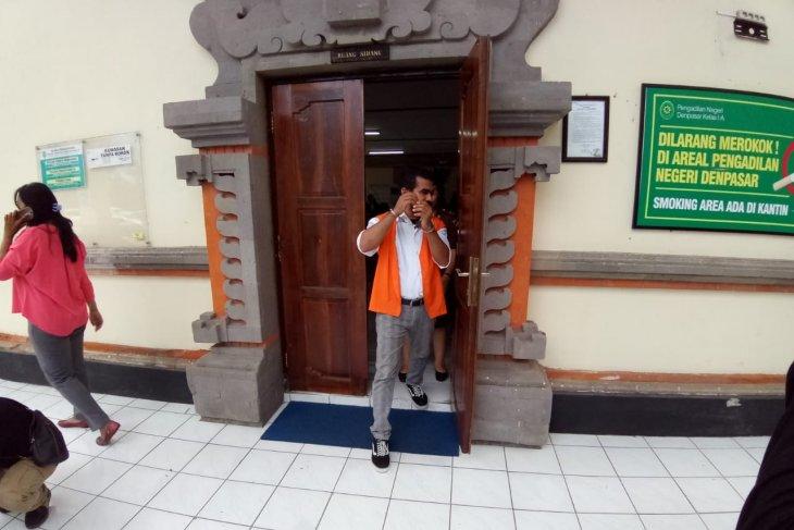 PN Denpasar vonis 12 tahun untuk perantara narkotika