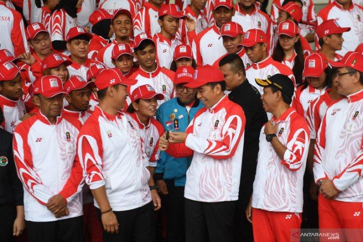 Presiden terbitkan Kepres Panitia Pencalonan Indonesia Sebagai Tuan Rumah Olympiade 2032