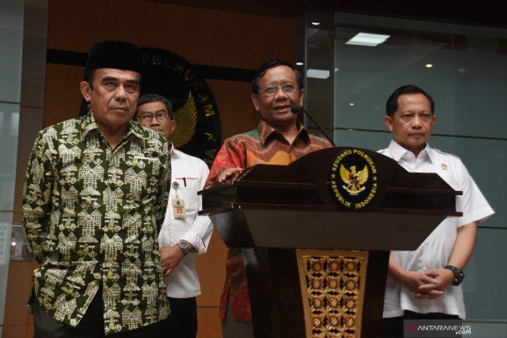 Ringkasan berita kemarin, izin FPI hingga masyarakat adat dalam pindah ibu kota