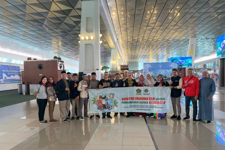 Indonesia berangkatkan 10 peserta