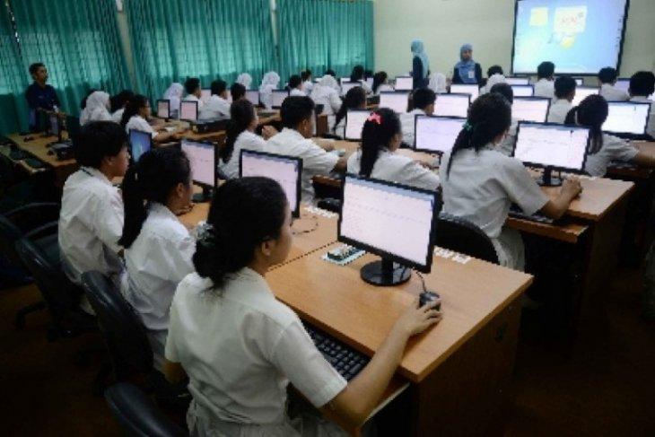 Empat provinsi ini putuskan tunda pelaksanaan Ujian Nasional SMK
