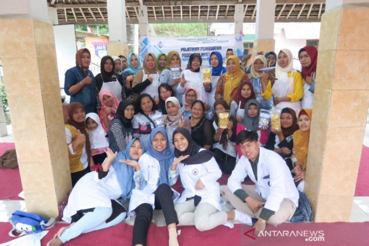 Dosen Universitas Brawijaya dorong peternak Blitar hasilkan susu ber-SNI
