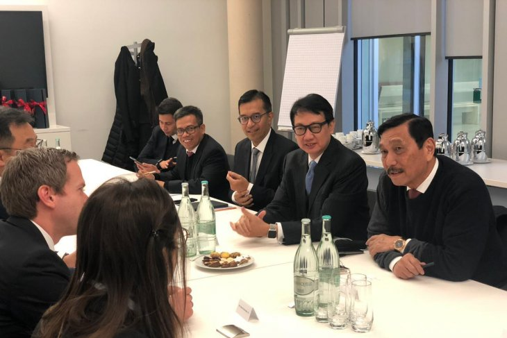 Indonesia offers investment in  chemical industry to Germany's BASF