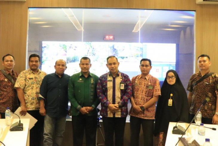 Kabupaten Serdang Bedagai pelajari Smart City Binjai