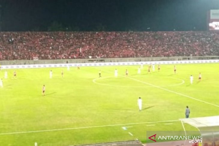 Bali United menang 3-2 lawan Persib