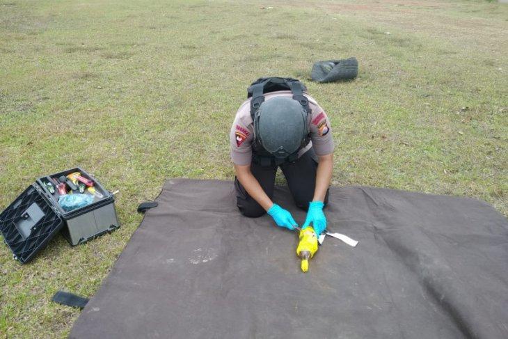 Sat Brimob  Banten amankan benda mencurigakan di Cikupa