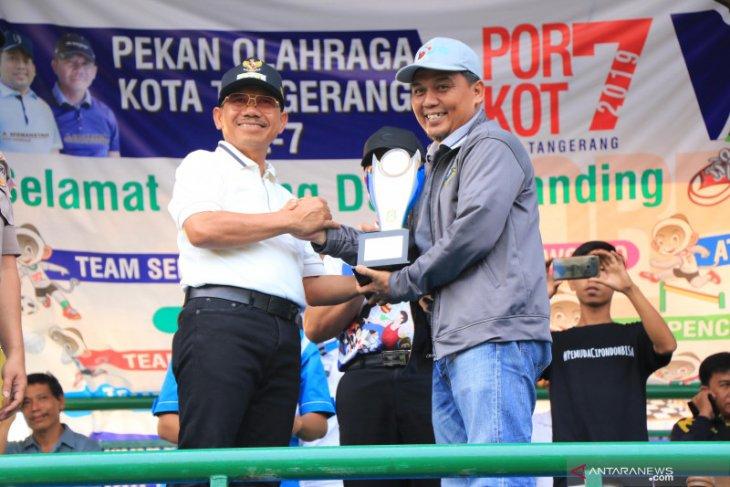 Wawali Tangerang: atlet Porkot dipersiapkan untuk porprov 2022
