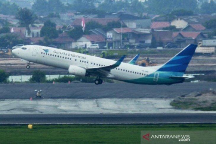 Garuda usulkan penambahan penerbangan  Pangkalpinang-Jakarta menyambut mudik