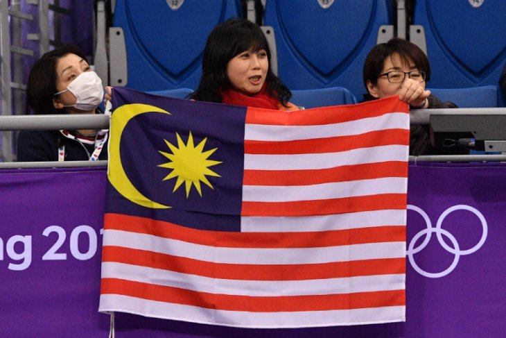 Basket Malaysia cuti gara-gara insiden bendera salah
